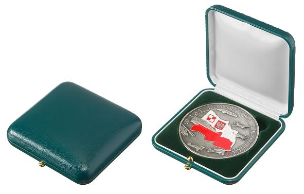 Etui na medal okolicznościowy 70mm