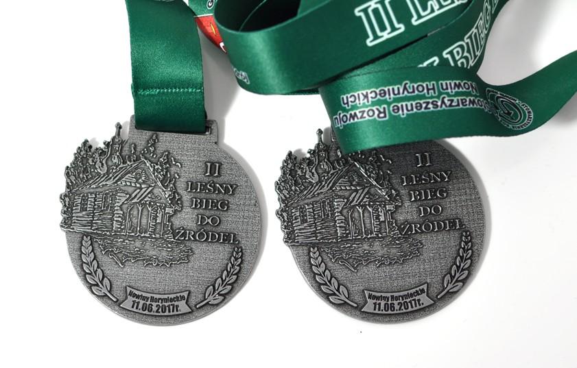 medale biegi maraton