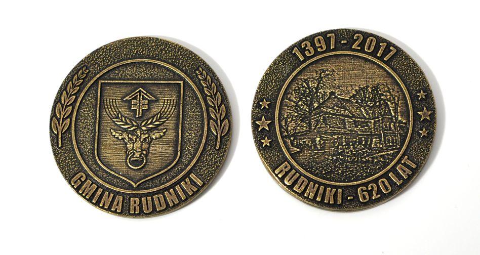 medale okolicznościowe 60mm