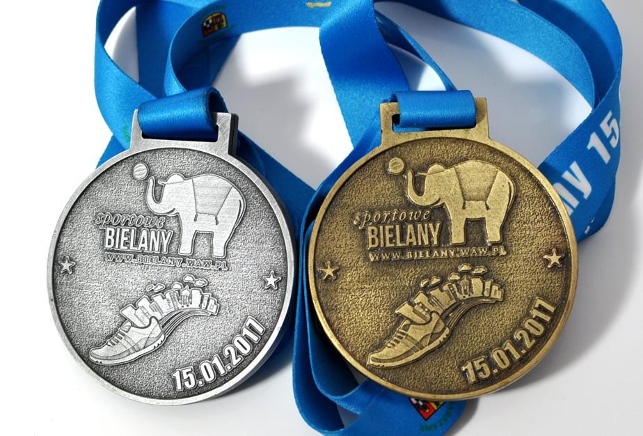 medale sportowe