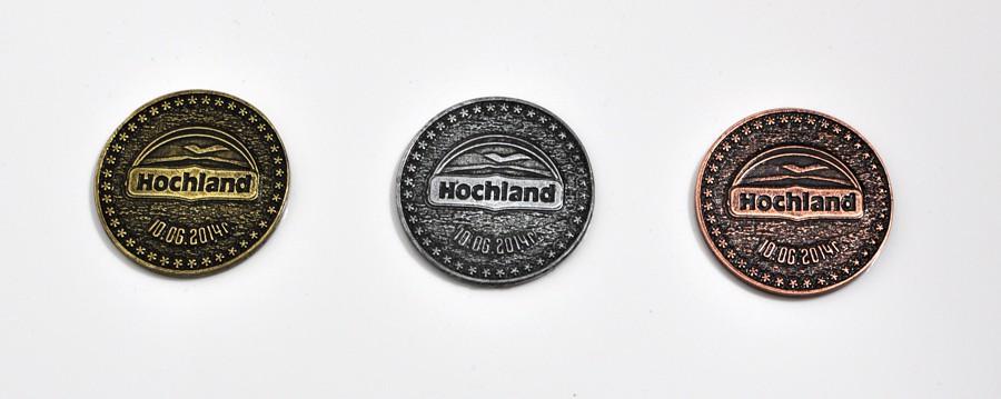 Moneta okolicznościowa na zamówienie